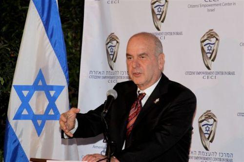 Deputy Minister of Defense Matan Vilnai  (Photo by Moshe Barzilai)