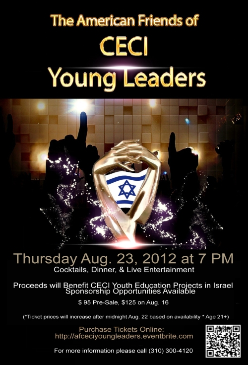 CECI Young Leaders' Division Presents: